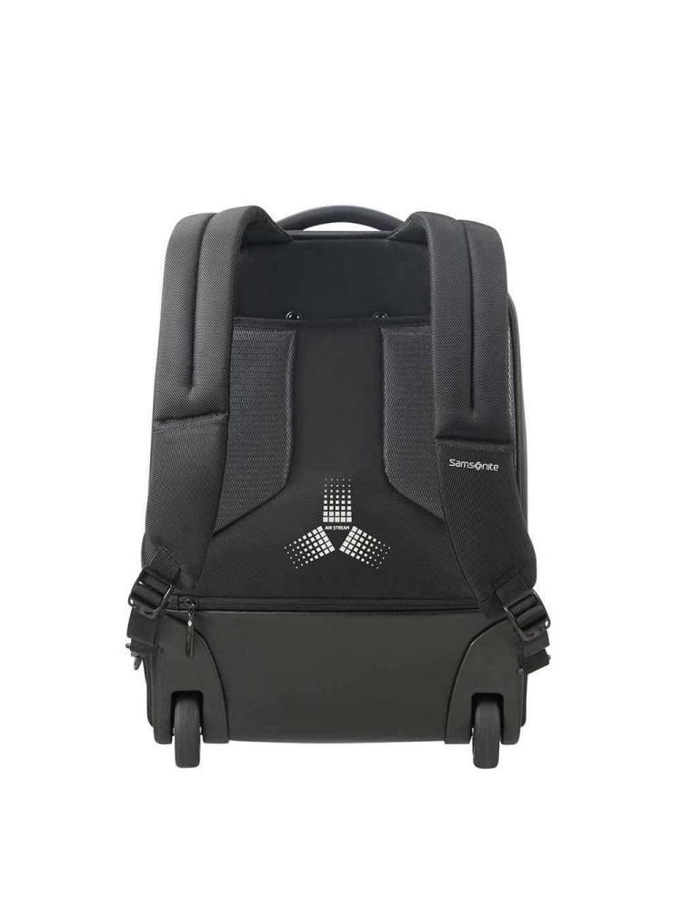 Samsonite Cityscape Tech Laptop Backpack 17.3 inch Wheels zwart | Wennekes.nl