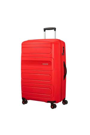 American Tourister Koffers Sunside Spinner 77/28 Expandable