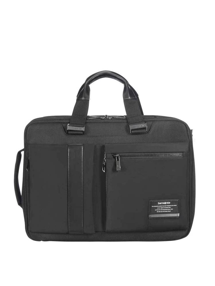 Samsonite Openroad 3Way Bag 15.6 inch zwart | Wennekes.nl