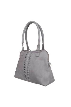 Cowboysbag Crafted Bag Pennyhill grijs | Wennekes.nl