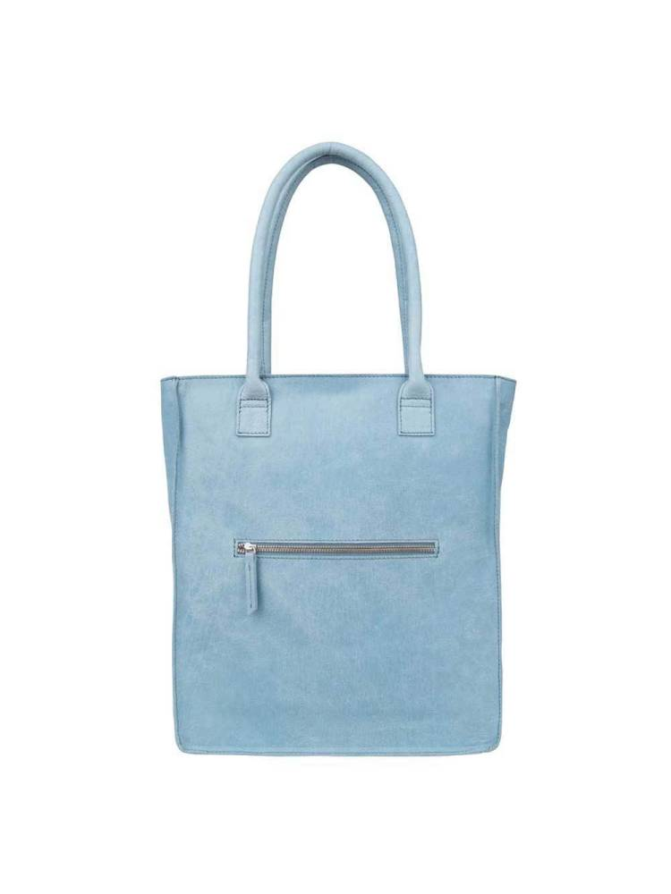 Cowboysbag Crafted Laptop Bag Alapocas 13 inch blauw | Wennekes.nl