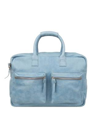 Cowboysbag The Collega Bag 15.6 inch blauw | Wennekes.nl