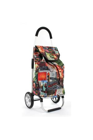 Awesome Boodschappentrolley Foldable shopping Trolley