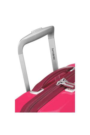 Samsonite Flux Spinner 55/20 EXP rood | Wennekes.nl