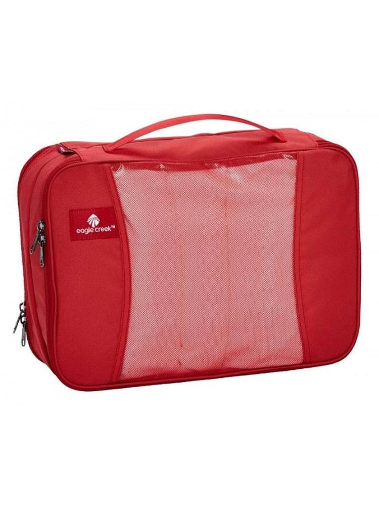 Eagle Creek Pack it clean dirty cube M rood | Wennekes.nl