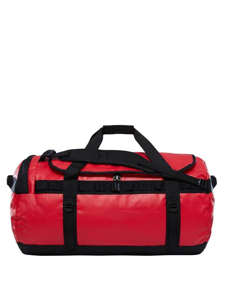 The North Face Base Camp Duffle L rood | Wennekes.nl