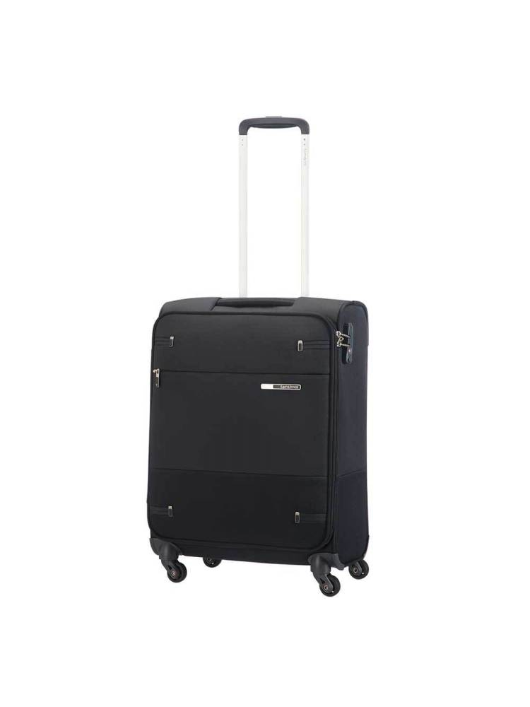 Samsonite Base boost spinner 55/20 zwart | Wennekes.nl