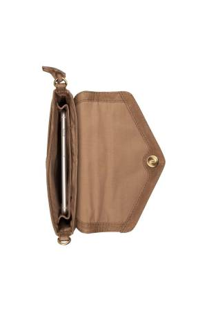 Burkely Hunt Hailey X-Over S Flap taupe | Wennekes.nl