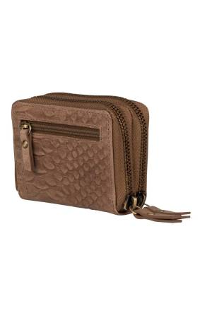 65d048fe37d Burkely Hunt Hailey Wallet M taupe | Wennekes.nl