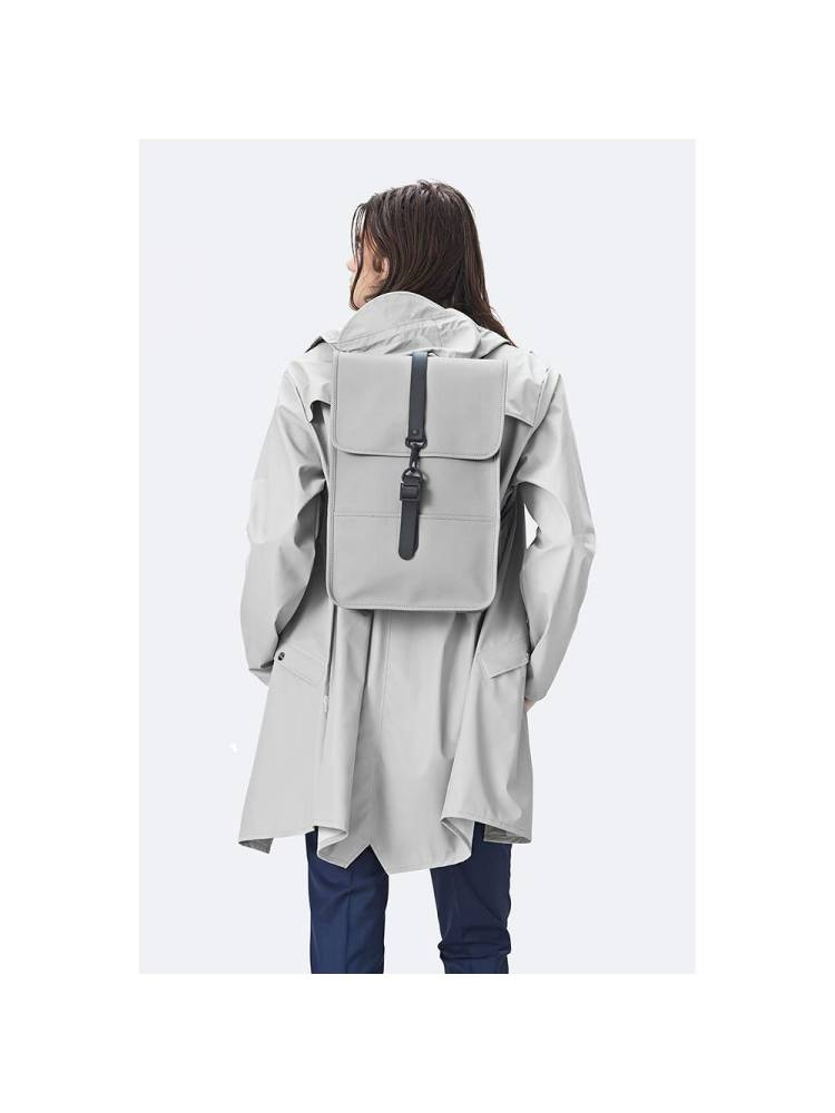 Rains Original Backpack Mini grijs | Wennekes.nl