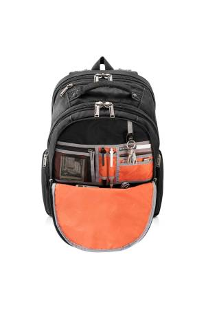 Everki Atlas Laptop Backpack 11 inch - 15.6 inch Adaptable zwart | Wennekes.nl