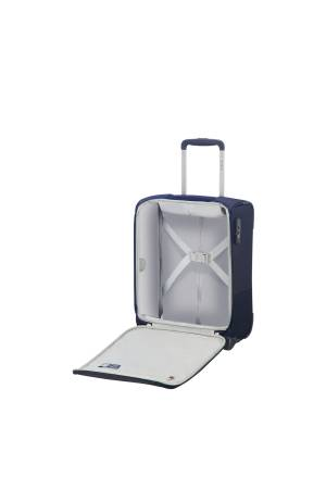Samsonite Base Boost Upright 45/16 Underseater blauw | Wennekes.nl