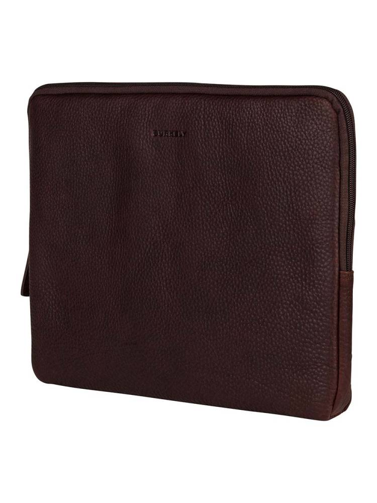 Burkely Antique Avery Laptopsleeve 13.3 inch bruin | Wennekes.nl