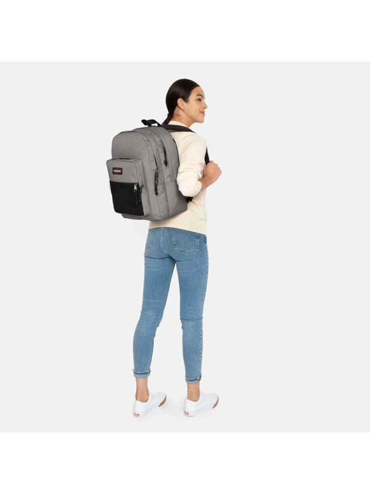 Eastpak Pinnacle grijs | Wennekes.nl