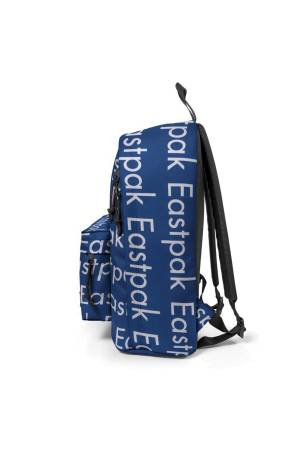 Eastpak Out Of Office  blauw combi | Wennekes.nl