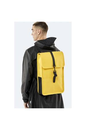 Rains Original Backpack geel | Wennekes.nl