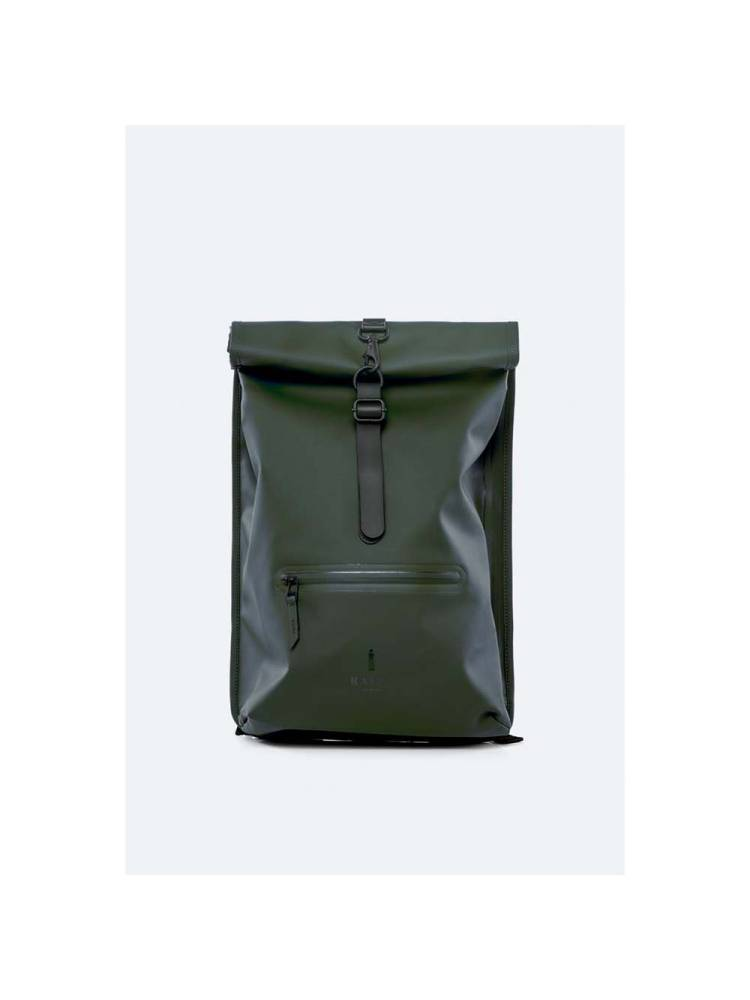 Rains Roll Top Backpack roen | Wennekes.nl