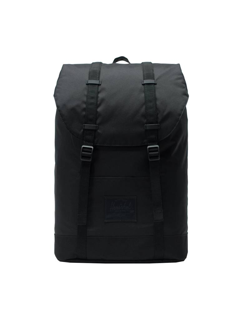Herschel Retreat Light zwart | Wennekes.nl