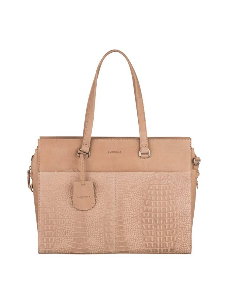 Burkely About Ally Workbag pale pink | Wennekes.nl