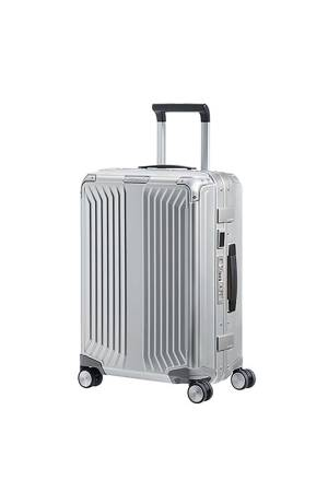 Samsonite Koffers Lite-Box Alu Spinner 55/20