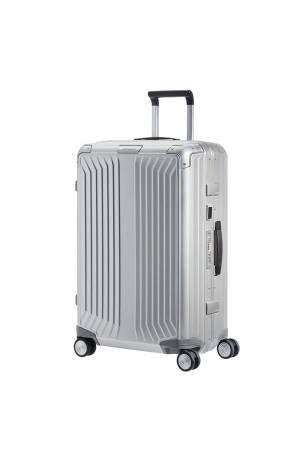 Samsonite Koffers Lite-Box Alu Spinner 69/25