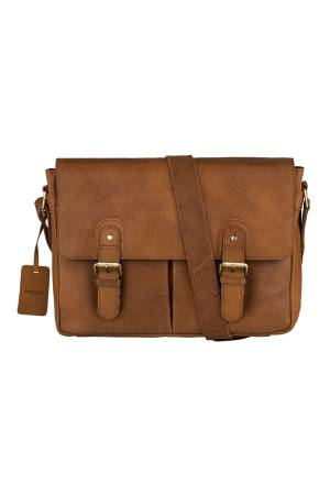 Vintage Glenn Messenger Bag