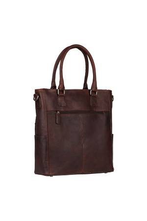 Burkely Burkely Antique Avery Laptopbag bruin | Wennekes.nl