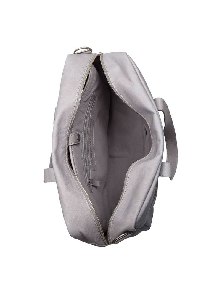 Cowboysbag Back to School Bag Kyle 15 Inch grijs | Wennekes.nl