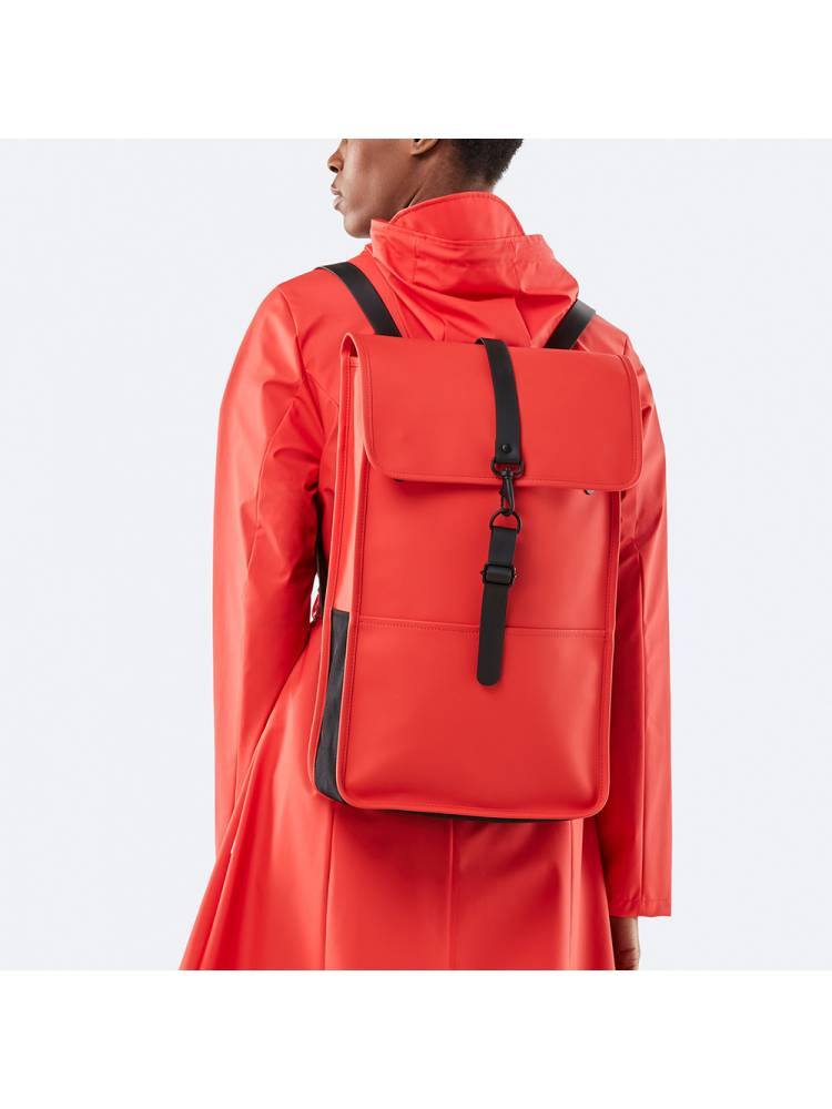 Rains Original Backpack rood | Wennekes.nl