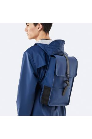 Rains Original Backpack Mini blauw | Wennekes.nl