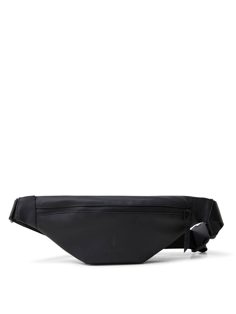 Rains Bum Bag Mini zwart | Wennekes.nl