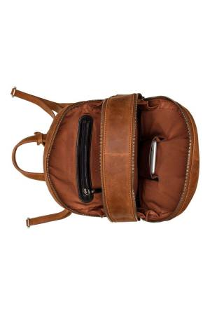 Burkely About Ally Backpack cognac | Wennekes.nl