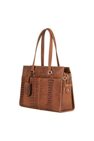 Burkely About Ally Handbag S cognac | Wennekes.nl