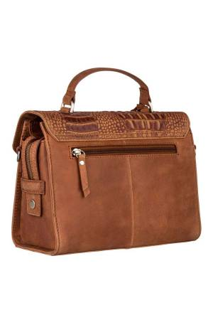 Burkely About Ally Citybag cognac | Wennekes.nl