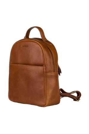Burkely Craft Caily Backpack bruin | Wennekes.nl