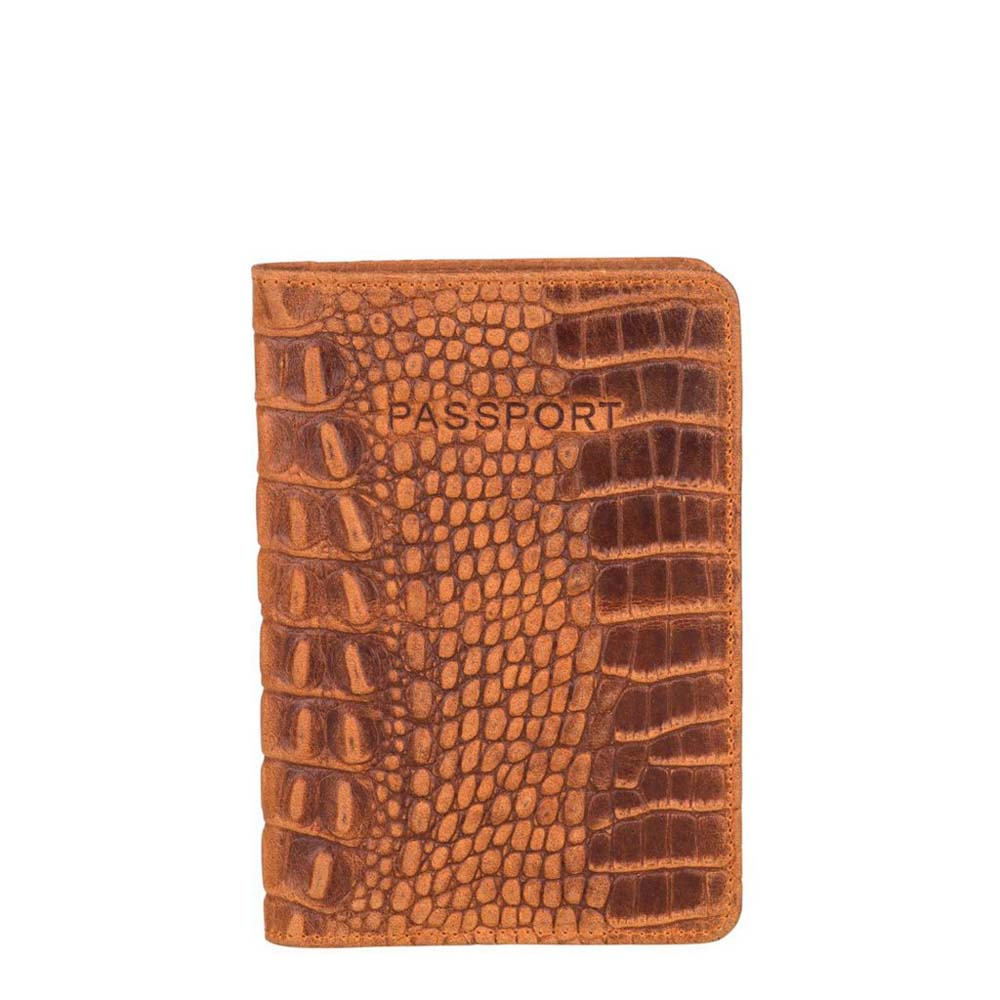 Image of About Ally Passport Cover 00046351