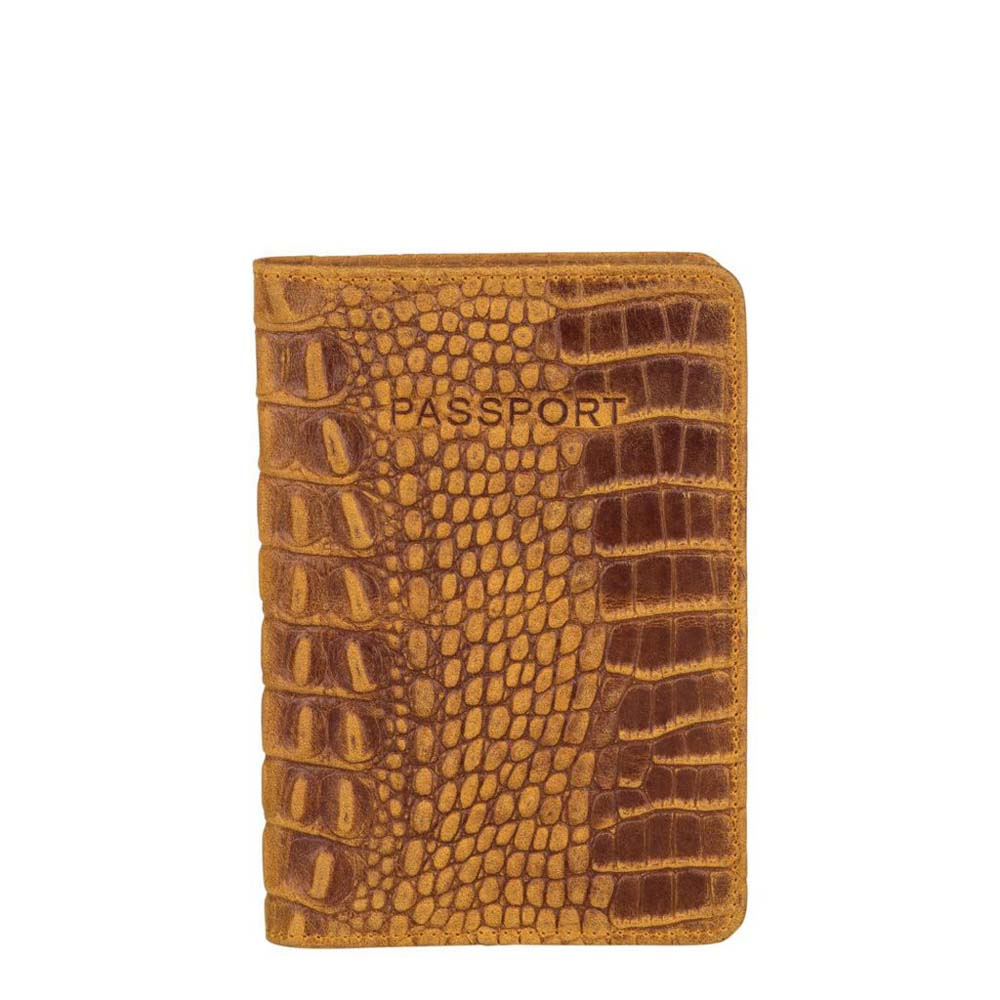 Image of About Ally Passport Cover 00046352