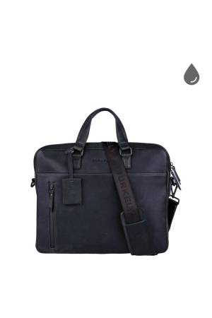 Burkely Laptoptassen Rain Riley Laptopbag