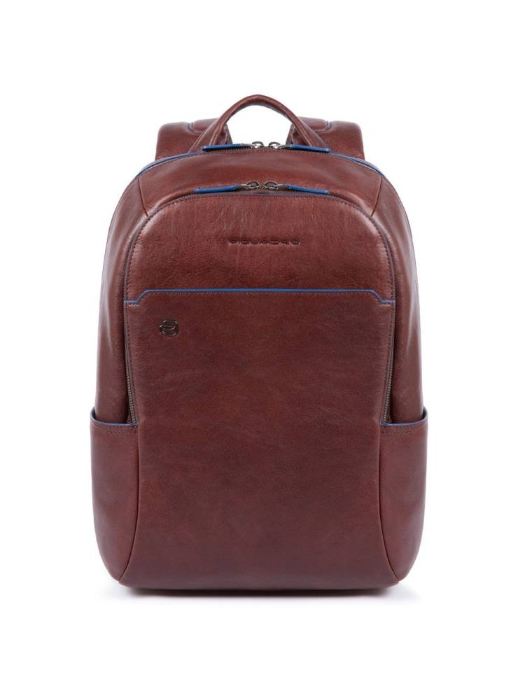 Piquadro Small Size Computer Backpack with Ipad 10.5 inch bruin | Wennekes.nl