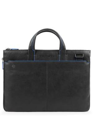 Piquadro Laptoptassen Expandable Slim Computer Bag