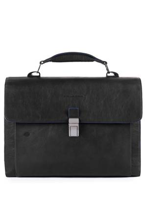 Piquadro Laptoptassen Computer Briefcase with Ipad 10.5/9.7 inch