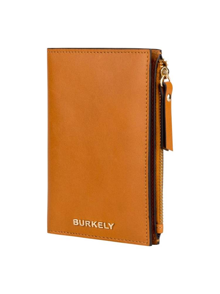 Burkely Birthday Passportcover camel | Wennekes.nl