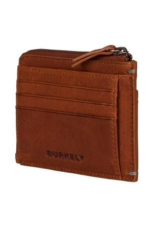 Burkely Antique Avery CC Wallet cognac | Wennekes.nl