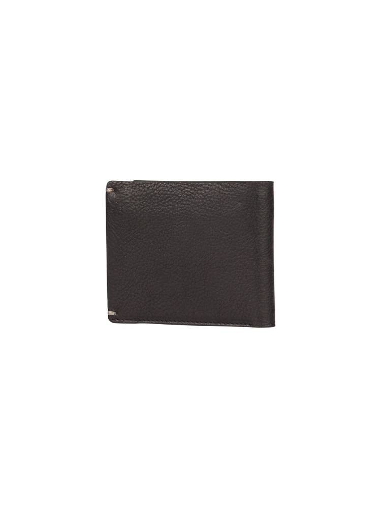 Burkely Antique Avery Billfold Low zwart | Wennekes.nl