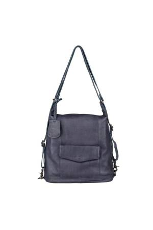 Burkely Just Jackie Backpack 2-Way blauw | Wennekes.nl