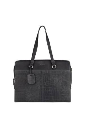 Burkely Laptoptassen Croco Cody Workbag 15.6 inch