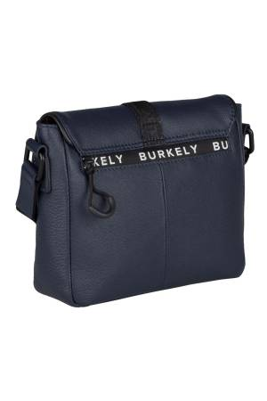 Burkely Rebel Reese Crossover M blauw | Wennekes.nl