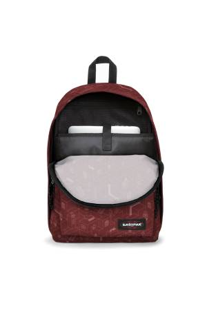 Eastpak Out of Office bordeaux | Wennekes.nl