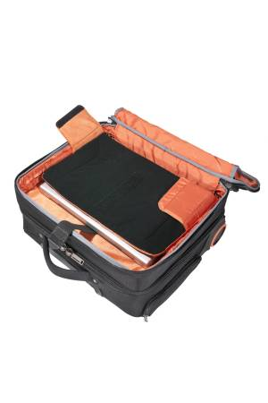 Everki Journey Business Laptoptrolley zwart | Wennekes.nl