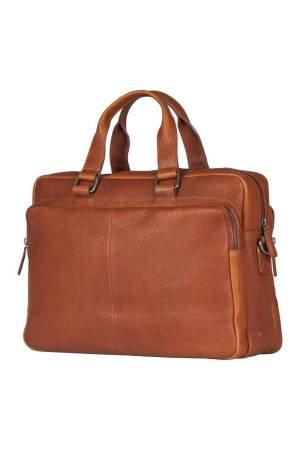 Burkely Antique Avery Workbag cognac | Wennekes.nl